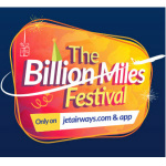 The Billion Miles Festival – Once in a life-time offer